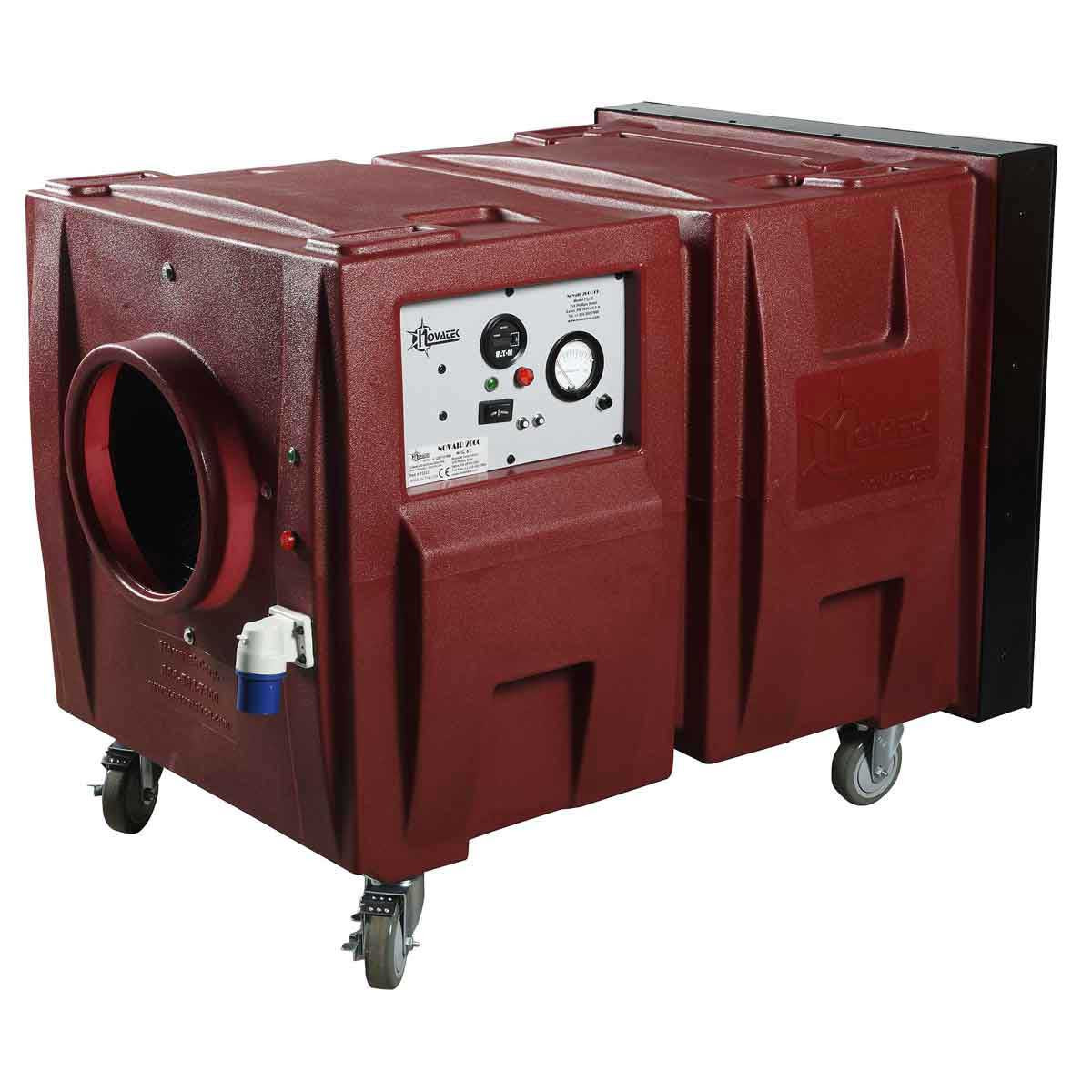 Novair 2000 BIO Air Filtration System 2
