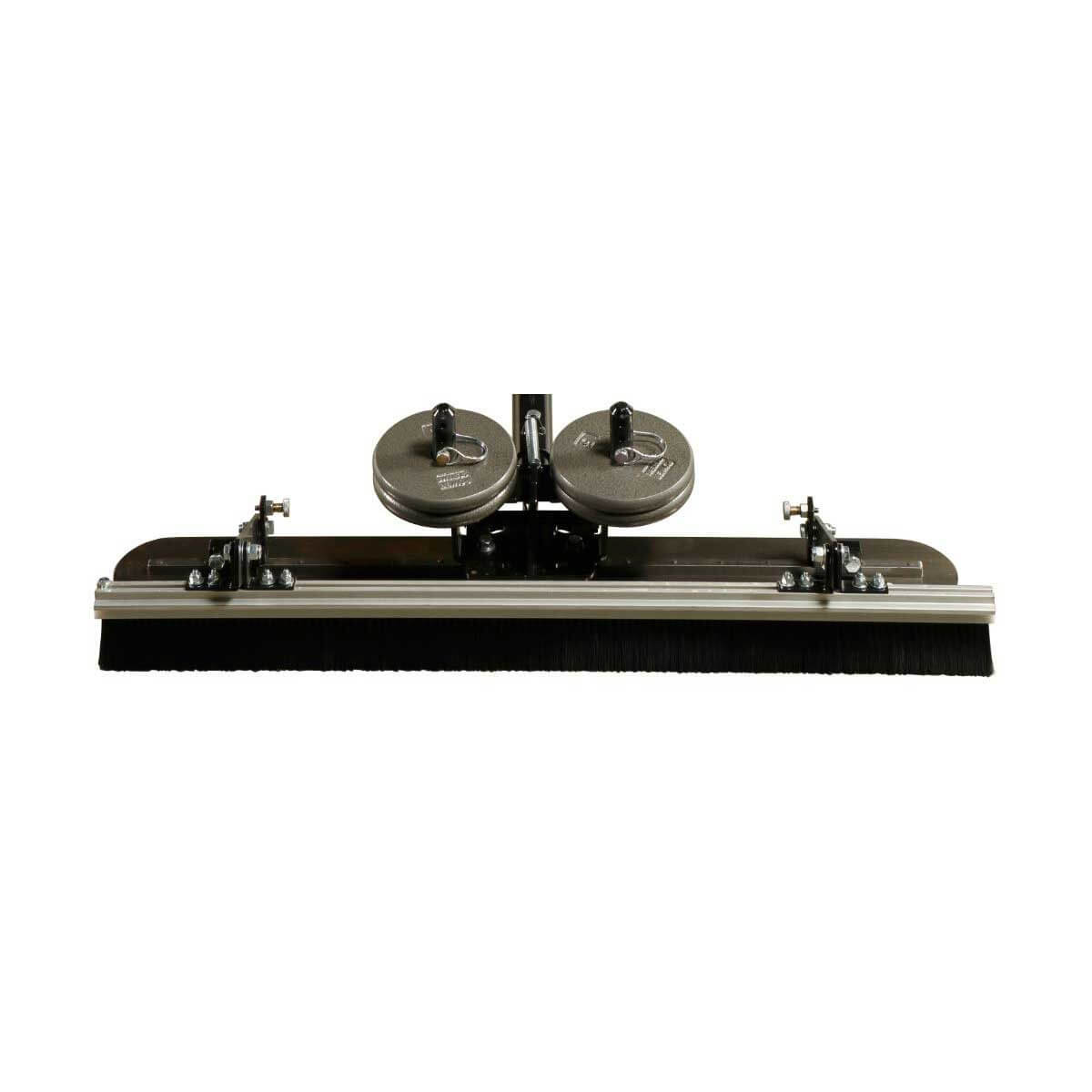 Multiquip Whiteman handle controls