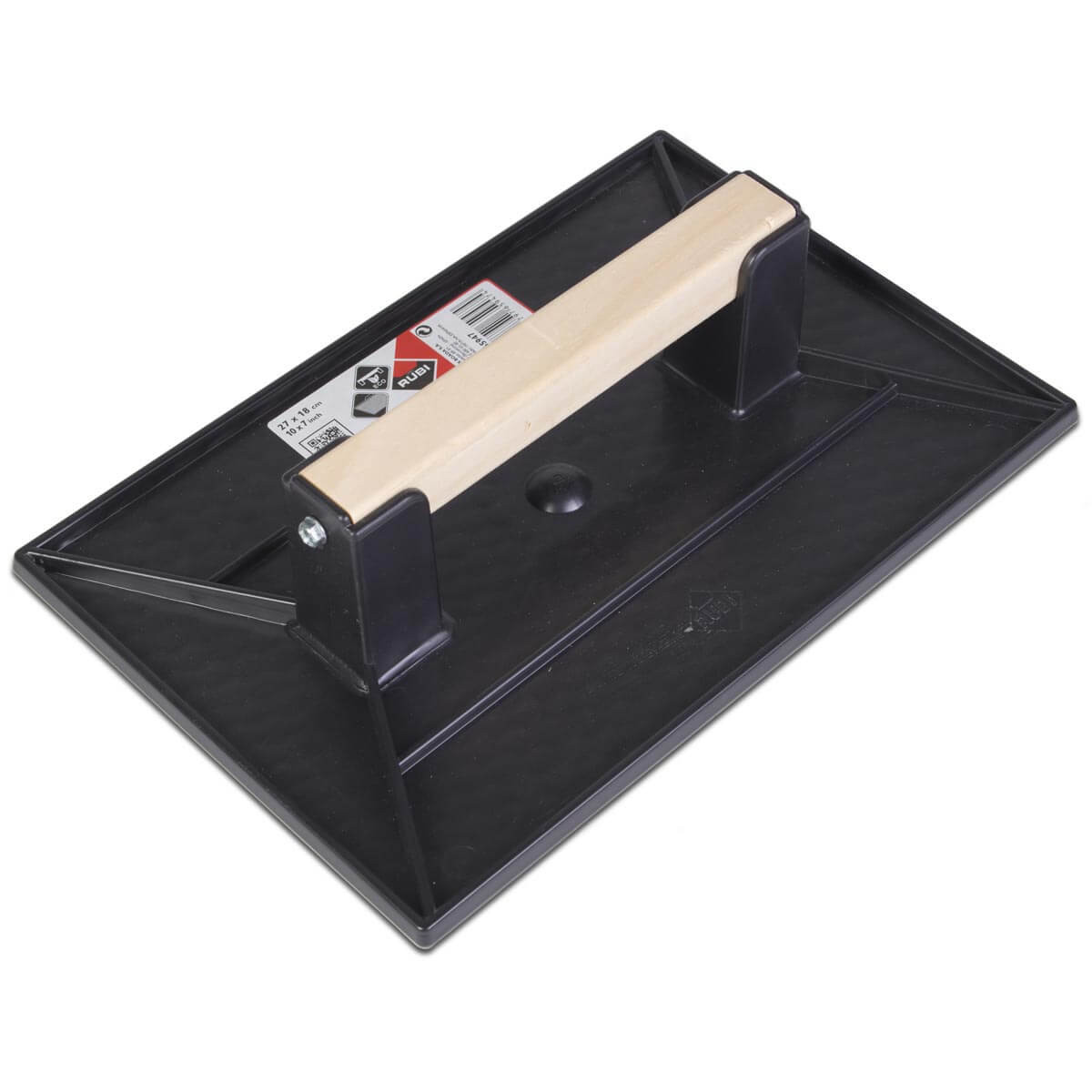 65947 Rubi Plastic cement Float