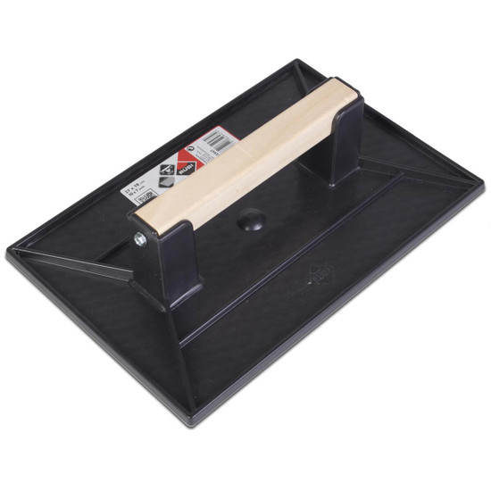 Rubi Rectangular Plastic Float