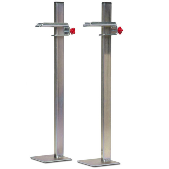 Rubi 20 inch Straight Edge Stands