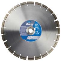 Norton Clipper Charger Medium Aggregate Concrete Diamond Blade