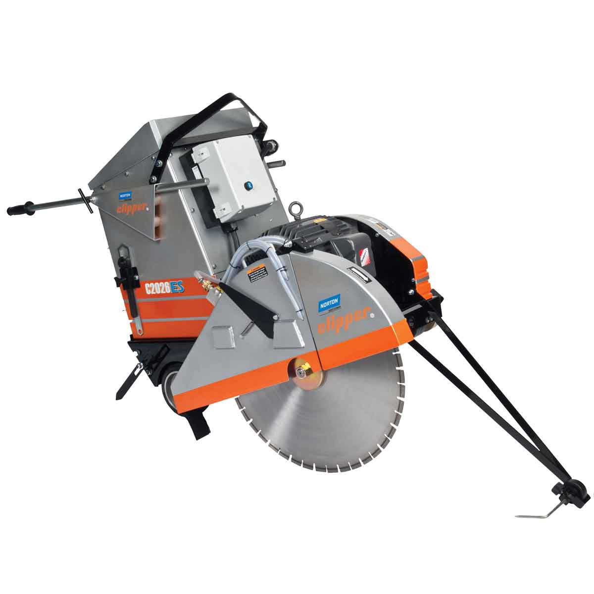 Norton Clipper Electric 26 Quot Self Propelled Saw