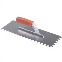 Raimondi TR38SQ14 Square Notch Trowel