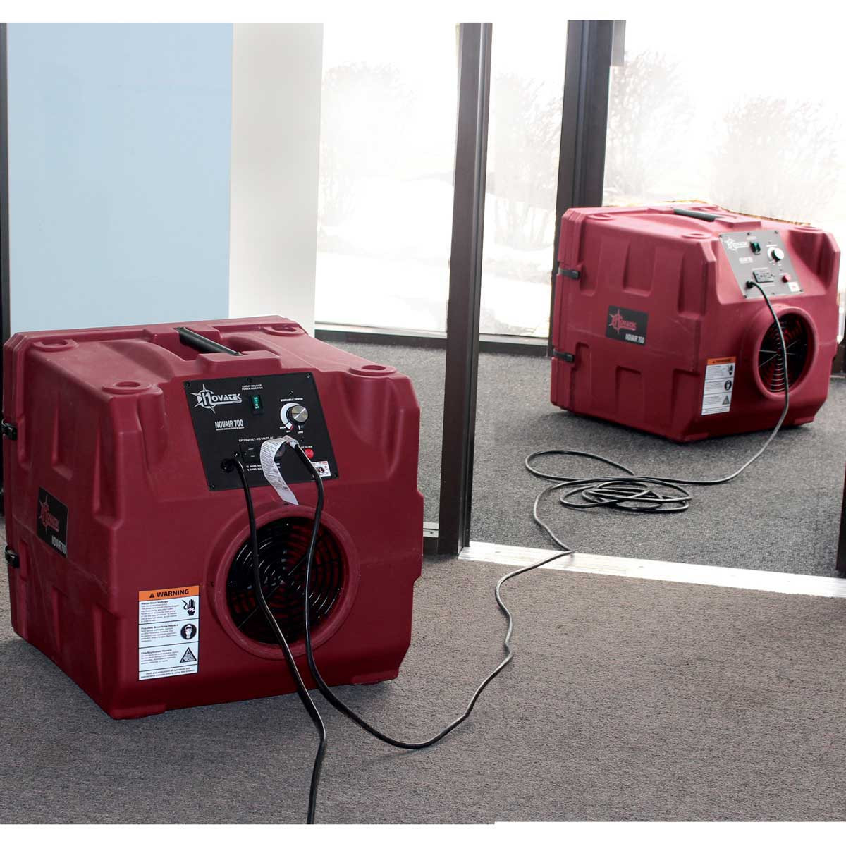 F0700 Novair 700 Air Purifier with Hepa Filter