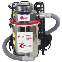 Novatek Electric Hepa Backpack Vacuum
