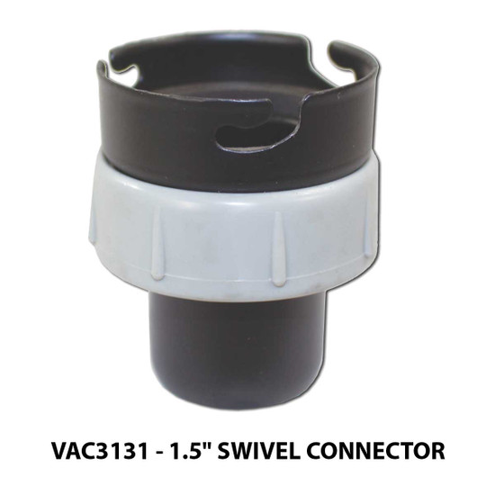 VAC3131 1-1/2 inch Swivel Connector