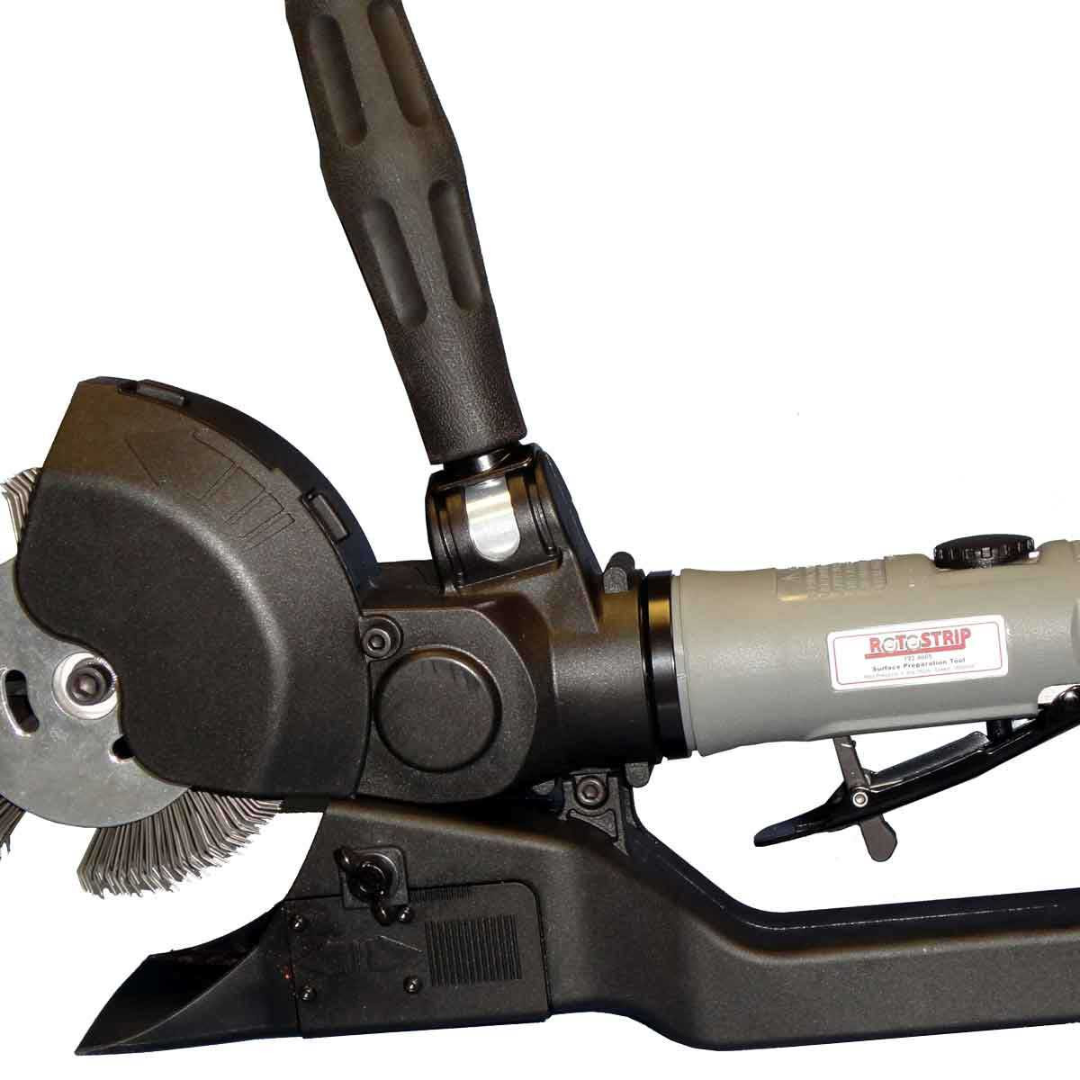 Novatek RotoStrip Air Tool head