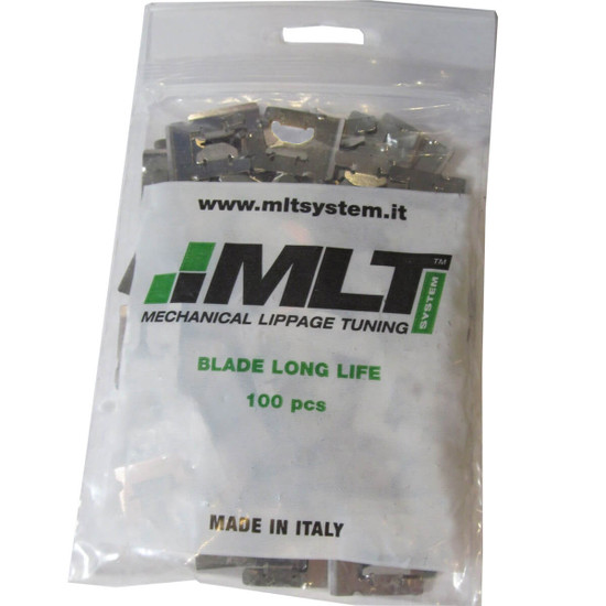 MLTSTI MLT Leveling System Stainless Steel Tongue Inserts 100 Pcs