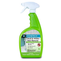 StoneTech Mold & Mildew Stain Remover - 24 oz. Spray Bottle
