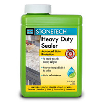 StoneTech Heavy Duty Water-Based Sealer - 1 Pint