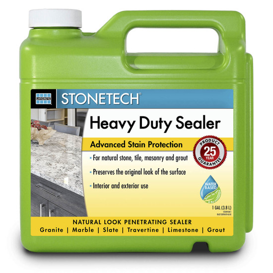 StoneTech Heavy Duty Water-Based Sealer - 1 Gallon