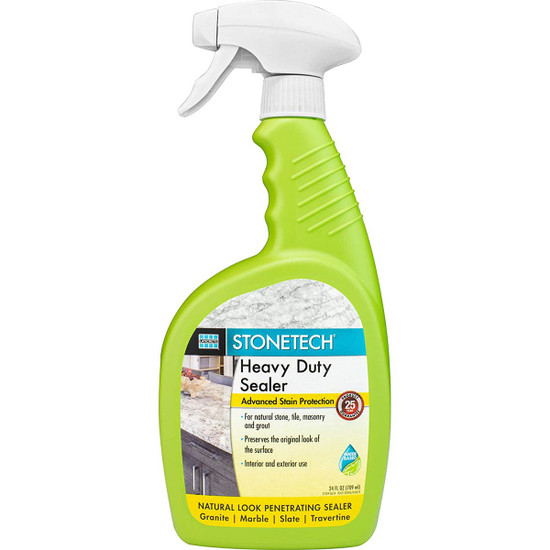 StoneTech Heavy Duty Water-Based Sealer - 24 oz spray bottle