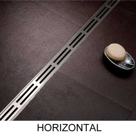 Quick Drain Horizontal ProLine Strain