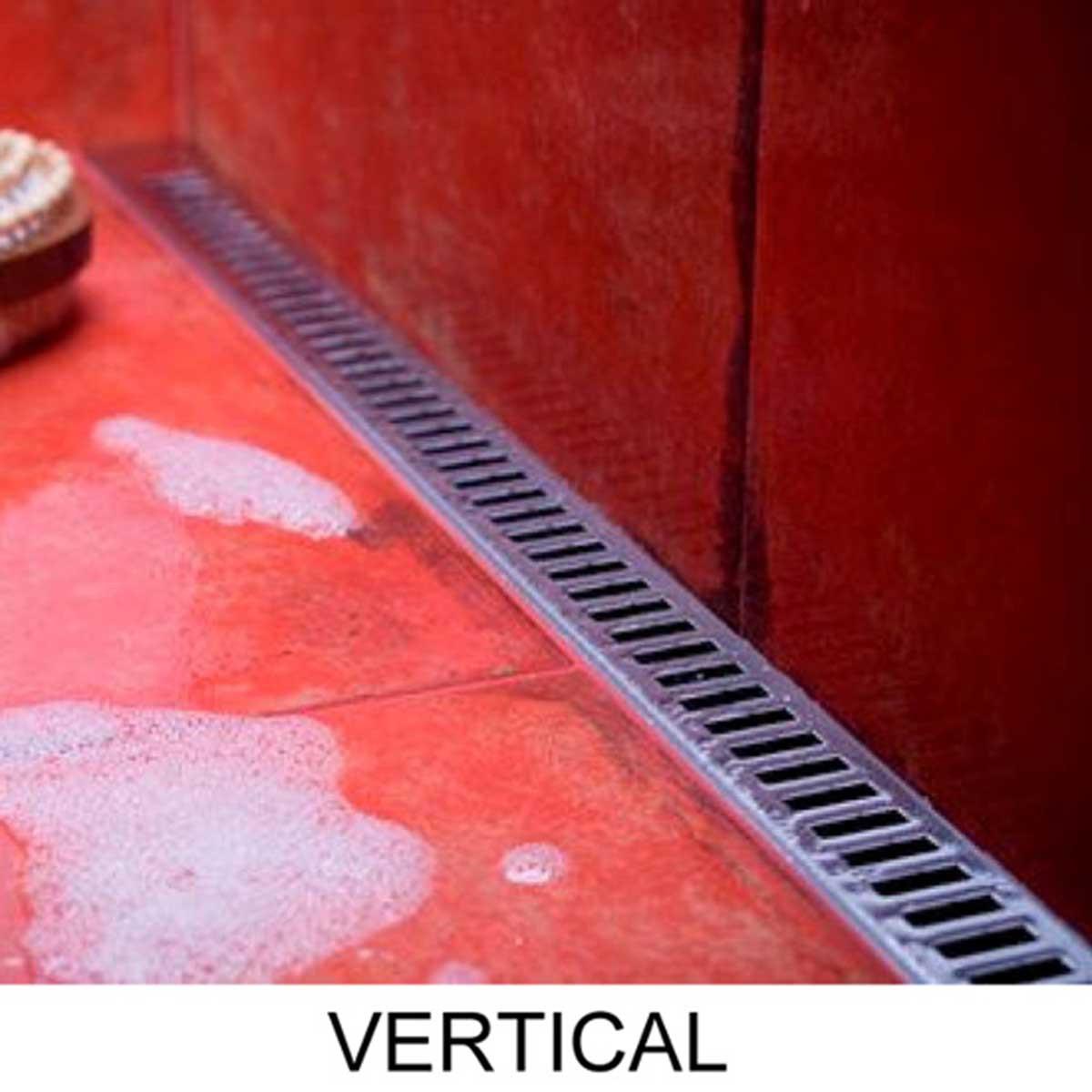Vertical Quick Drain ProLine Drain Covers