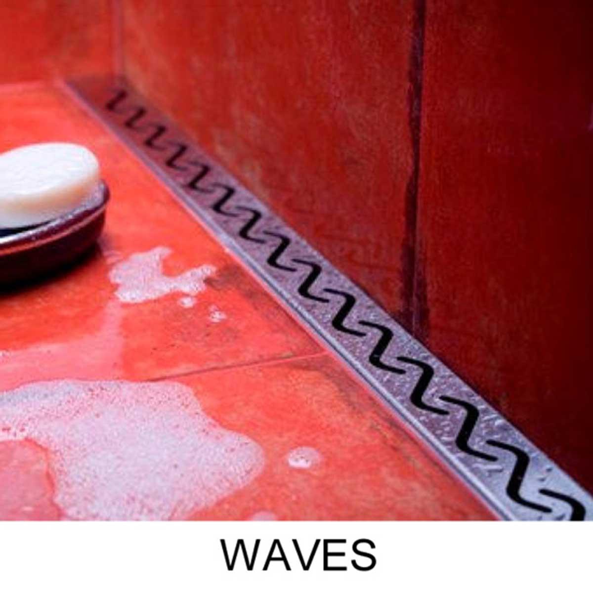 Waves Quick Drain ProLine Drain Covers