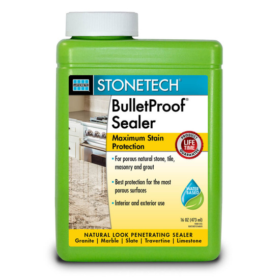 Stone Tech Bullet Proof Sealer - 1 Pint
