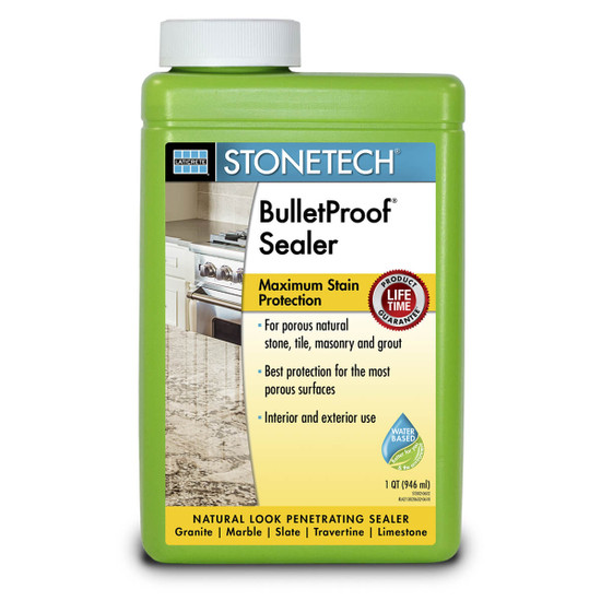 Stone Tech Bullet Proof Sealer - 1 Quart