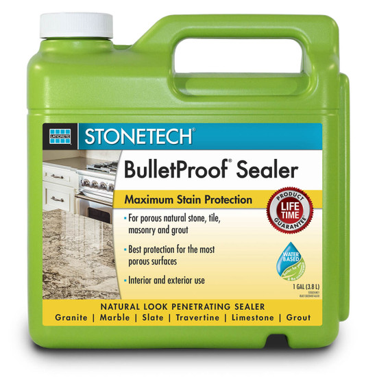 Stone Tech Bullet Proof Sealer - 1 Gallon