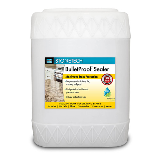 Stone Tech Bullet Proof Sealer - 5 Gallon