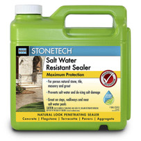 Stone Tech Salt Resistant Sealer - 1 Gallon
