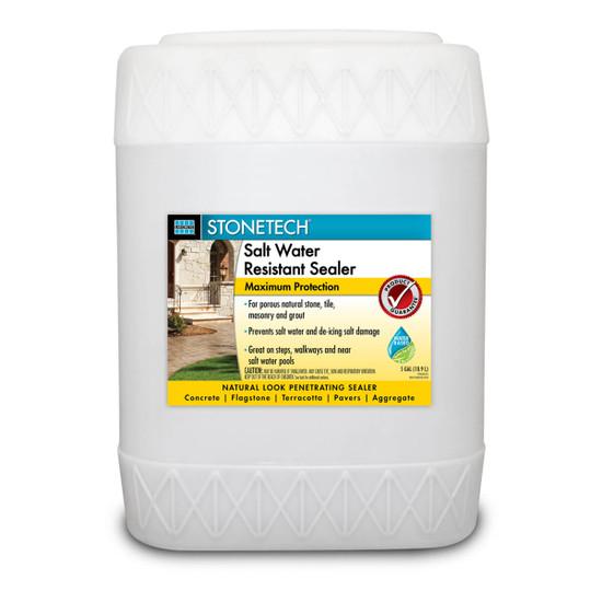 Stone Tech Salt Resistant Sealer - 5 Gallon