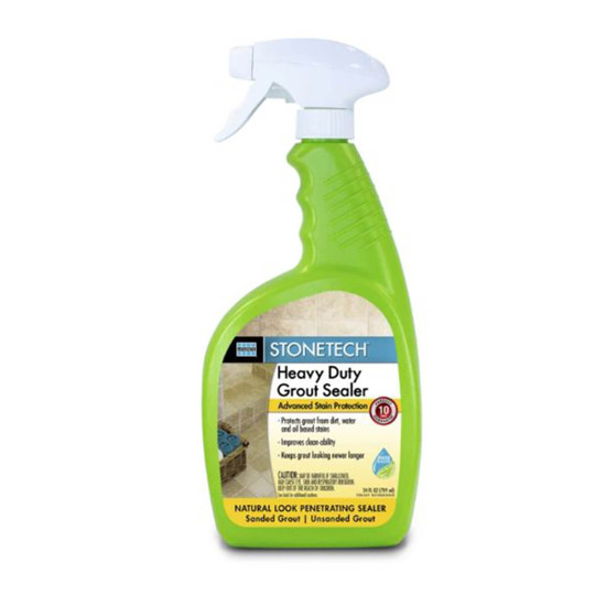 Stone Tech Heavy Duty Grout Sealer Spray Bottle