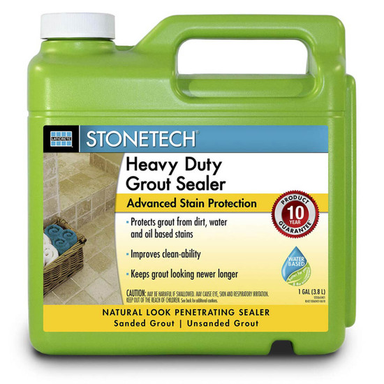 Stone Tech Heavy Duty Grout Sealer - 1 Gallon