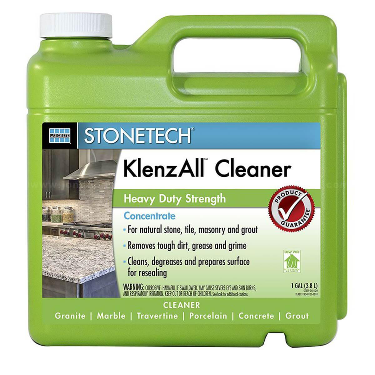 1 Gallon StoneTech KlenzAll Alkaline Cleaner D12612328