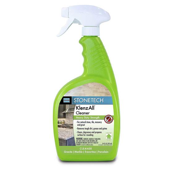 StoneTech KlenzAll Alkaline Cleaner - 24 oz. Spray Bottle