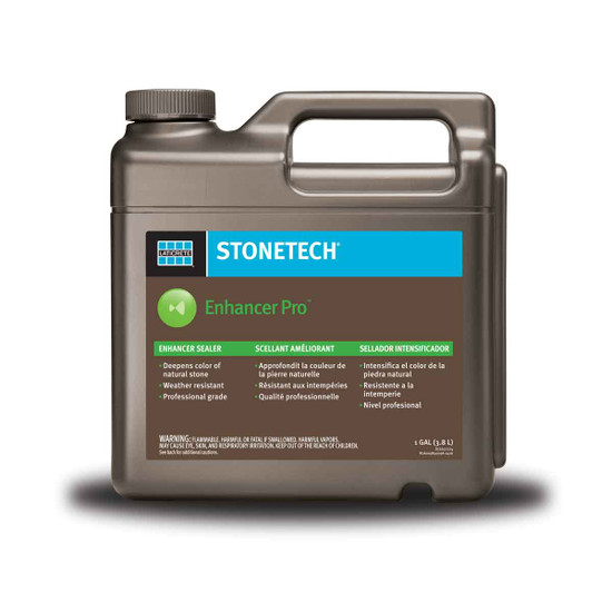 StoneTech Solvent-Based Enhancer Pro - 1 Gallon