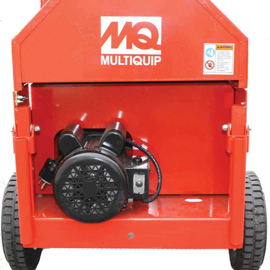 Whiteman Wheelbarrow Style Mixer Motor