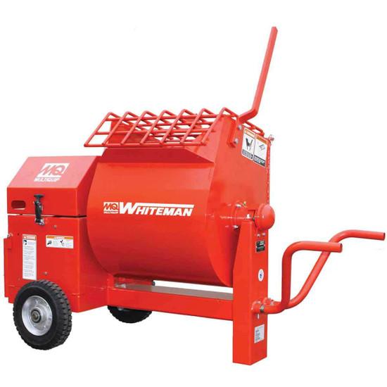 Whiteman Wheelbarrow Style Mixer