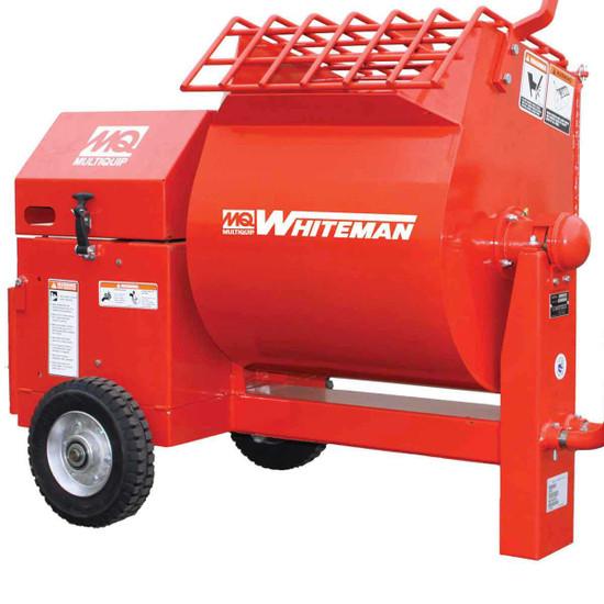 Whiteman Wheelbarrow Style Mortar Mixer