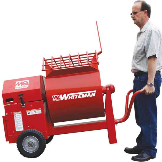 Whiteman Portable Wheelbarrow Mixer