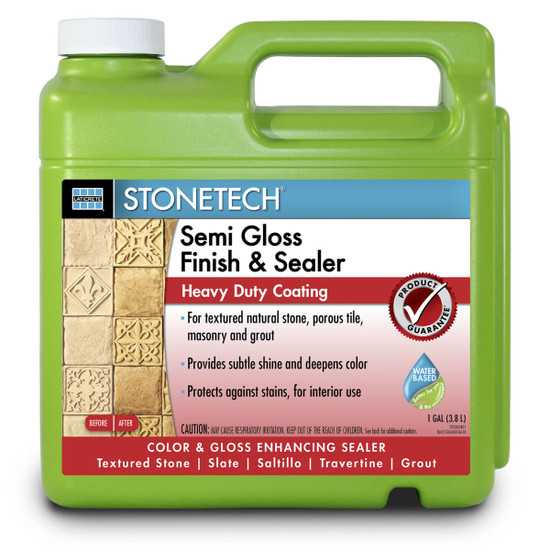 StoneTech Semi Gloss Finishing Sealer - 1 Gallon