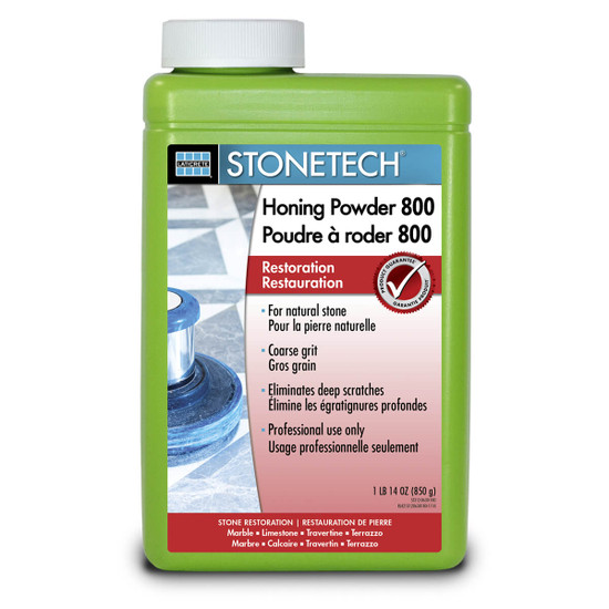 Stone Tech Honing Powder Extra Fine 800 Grit Canister