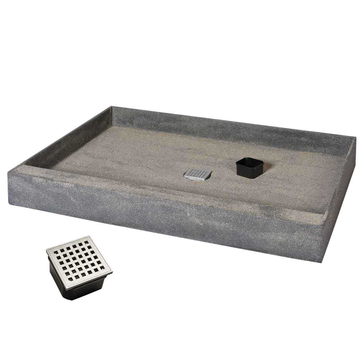 Wedi Ecobath OneStep Shower Base