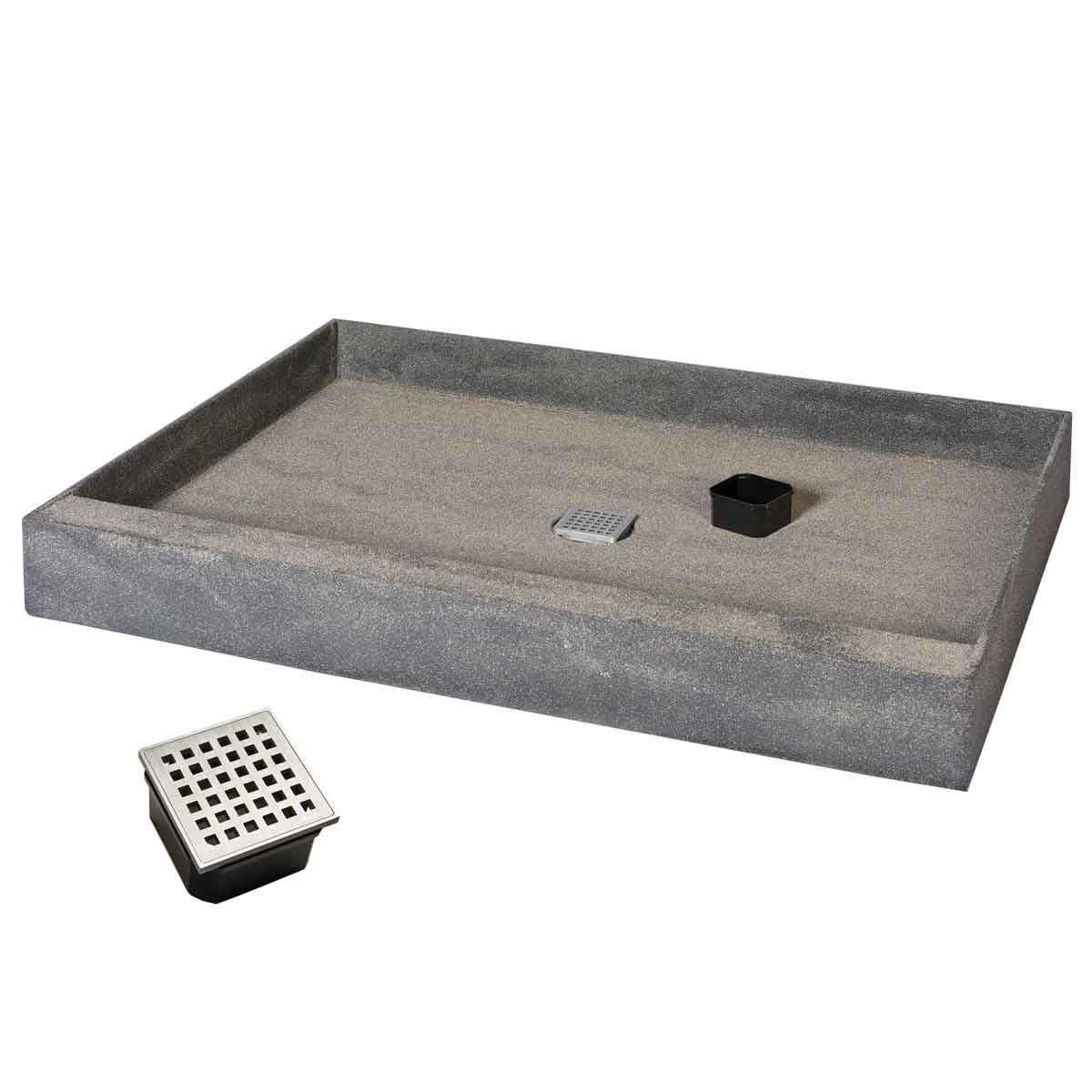 Wedi Ecobath OneStep Shower Base