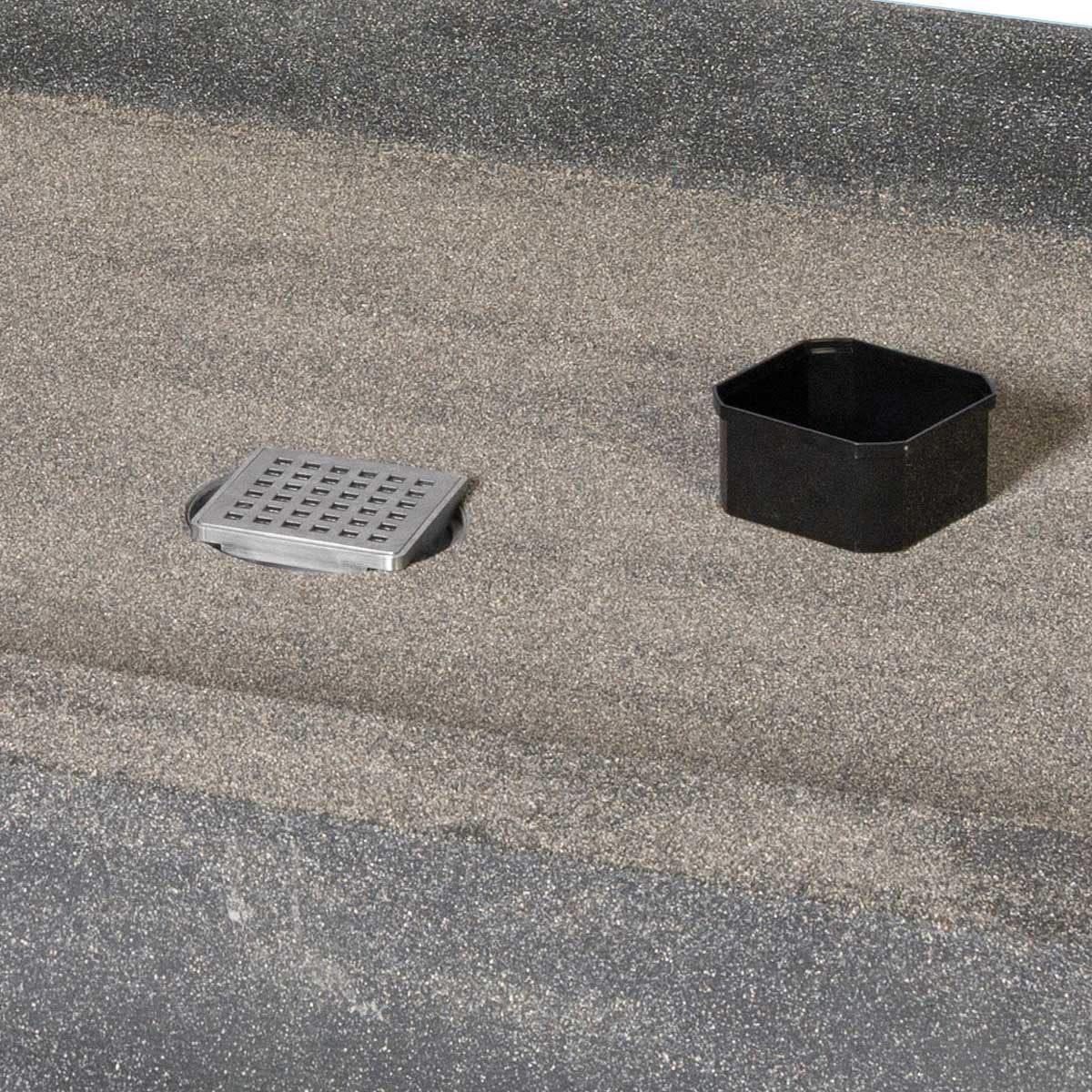 Wedi Ecobath OneStep Shower Base and Drain
