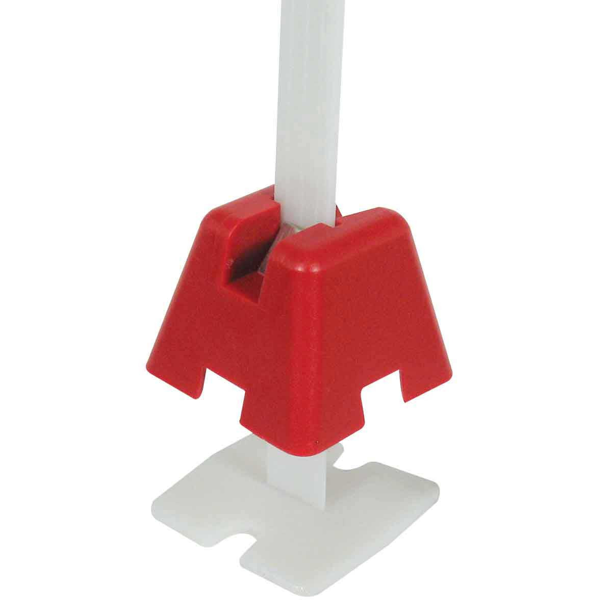 tuscan tile leveling cap and strap
