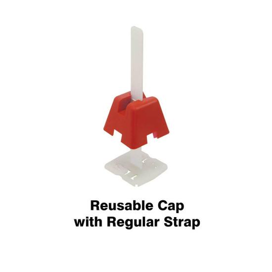 tuscan reusable cap regular strap floor lippage tool