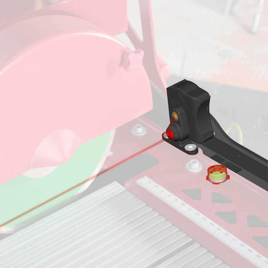 Rubi Tile Saw Laser Level