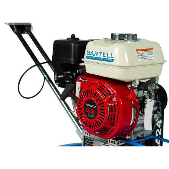 24 inch Bartell Professional Power Trowel
