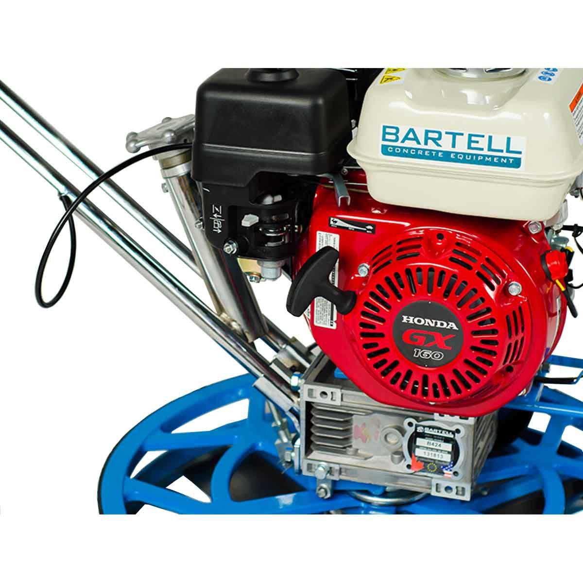 W30H16MC Professional Power Trowel