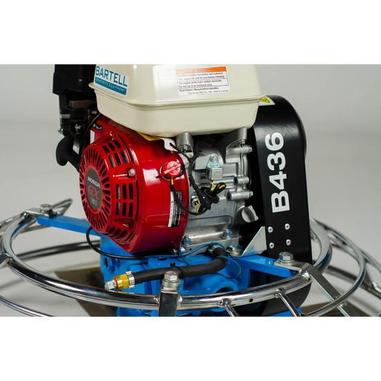Bartell B436 Power Trowel with Honda GX160