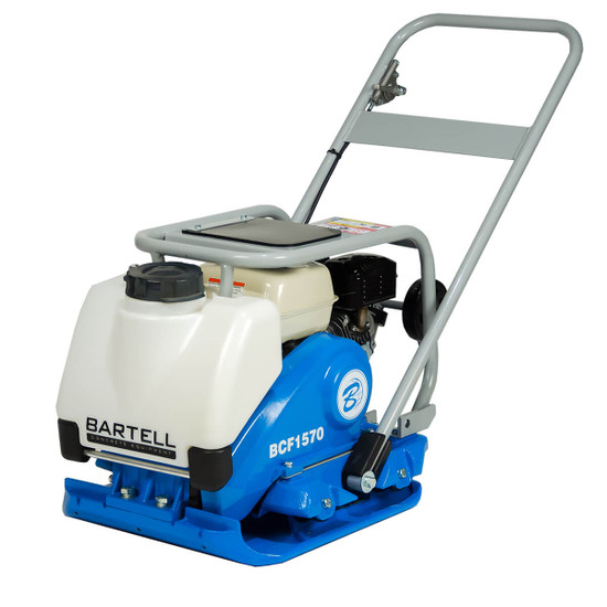 Bartell BCF1570H compactor with water tank