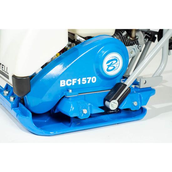 Bartell BCF1570 straight edge design plate compactor