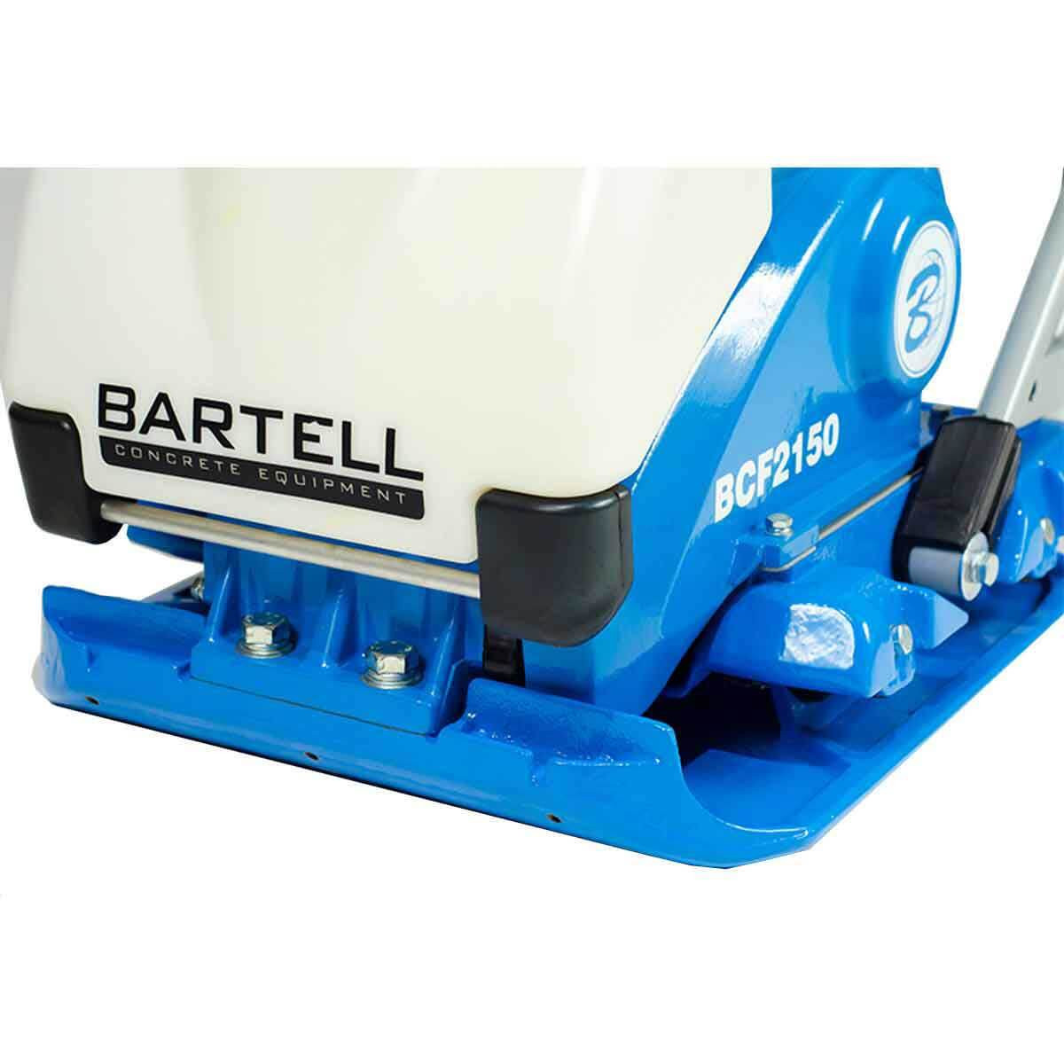 Bartell asphalt Plate tank
