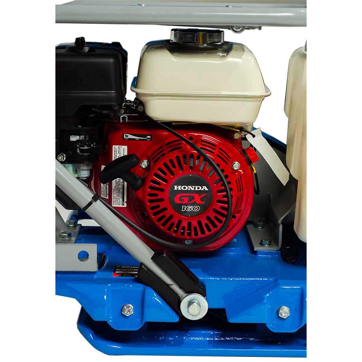 Bartell asphalt Plate motor